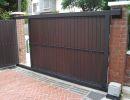 PROMO MURAH PINTU PAGAR OTOMATIS  AUTOMATIC SLIDING GATE
